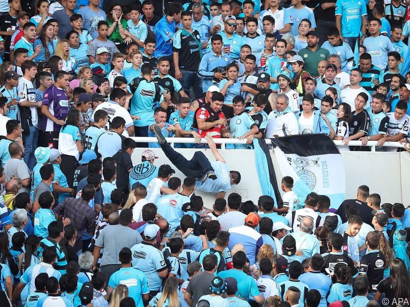 argentinien primera division