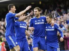 Yokohama prangt statt Samsung künftig auf den Chelsea-Shirts