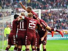 Lokalrivale Torino siegte 2:1