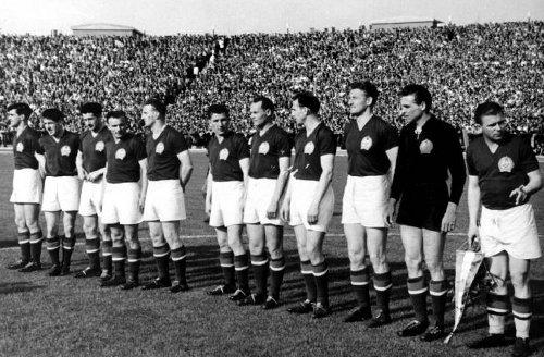 Ungarn 1954