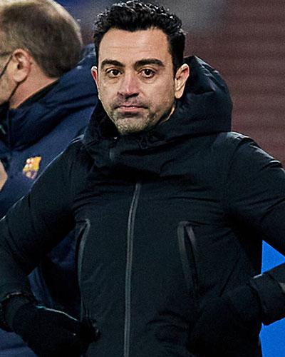  Xavi