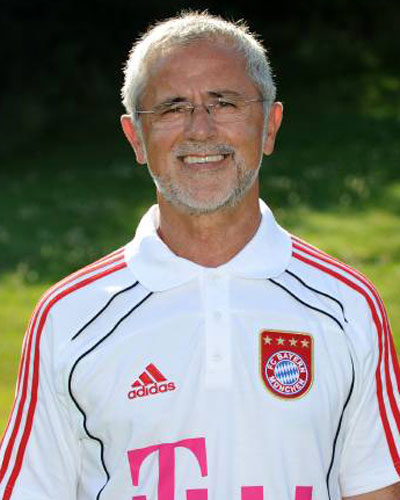 Gerhard (Gerd) Müller