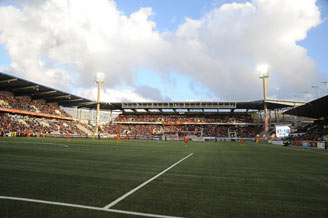 Stade du Moustoir