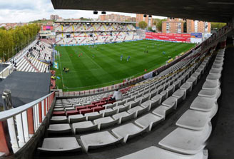 Campo de Ftbol de Vallecas