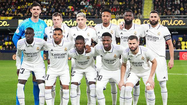 Real Madrid » Squad 2014/2015