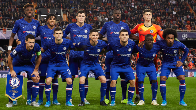 Chelsea Fc Name