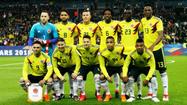 Kader Kolumbien