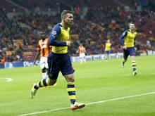 Lukas Podolski lockt die Seria A. Foto:Tolga Bozoglu