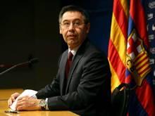 Josep Maria Bartomeu, der Präsident des FC Barcelona, wird der Steuerhinterziehung beschuldigt
