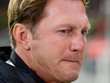 Ingolstadts Trainer Ralph Hasenhüttl will nicht auf die Tabelle schauen