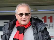 Präsident Fritz Keller vom SC Freiburg will Details zu den Dopingvorwürfen erfahren
