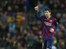 Für Pelé ist Barcelonas Superstar Lionel Messi der kompletteste Spieler