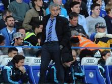 Trainer Jose Mourinho warnt: Der FC Chelsea ist noch nicht am Ziel