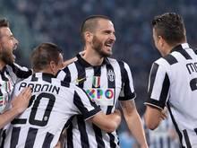 Juventus steht kurz vor der Titelverteidigung
