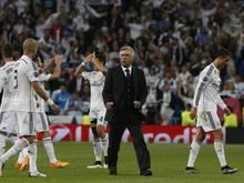 Carlo Ancelotti will mit Real Madrid ins Champions-League-Finale