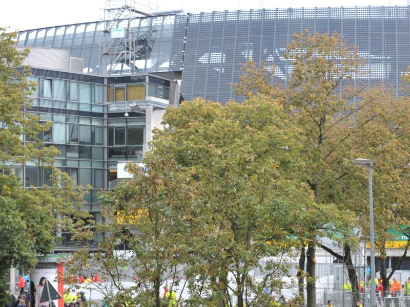 Das Weserstadion ist derzeit nicht gefährdet