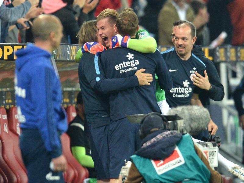 Die Mainzer ließen dem FC Schalke keine Chance