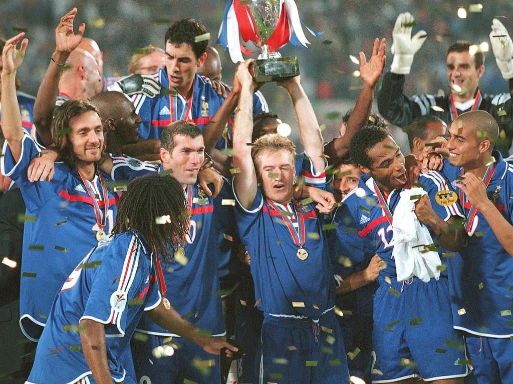 France - Italy 2000 ЧЕ