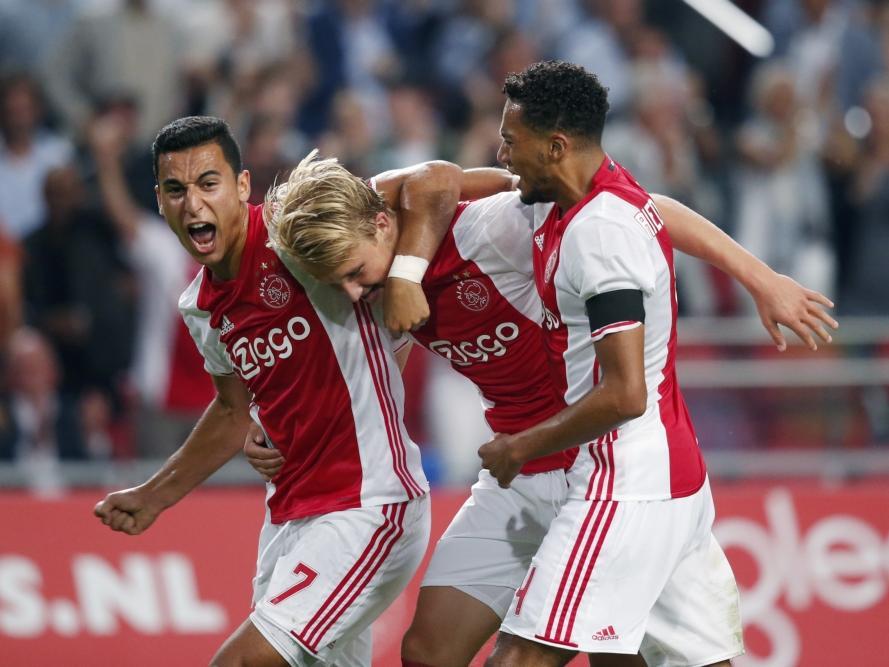 Ajax Paok: CL-kwalificaties » Nieuws » VIDEO: Samenvatting Ajax