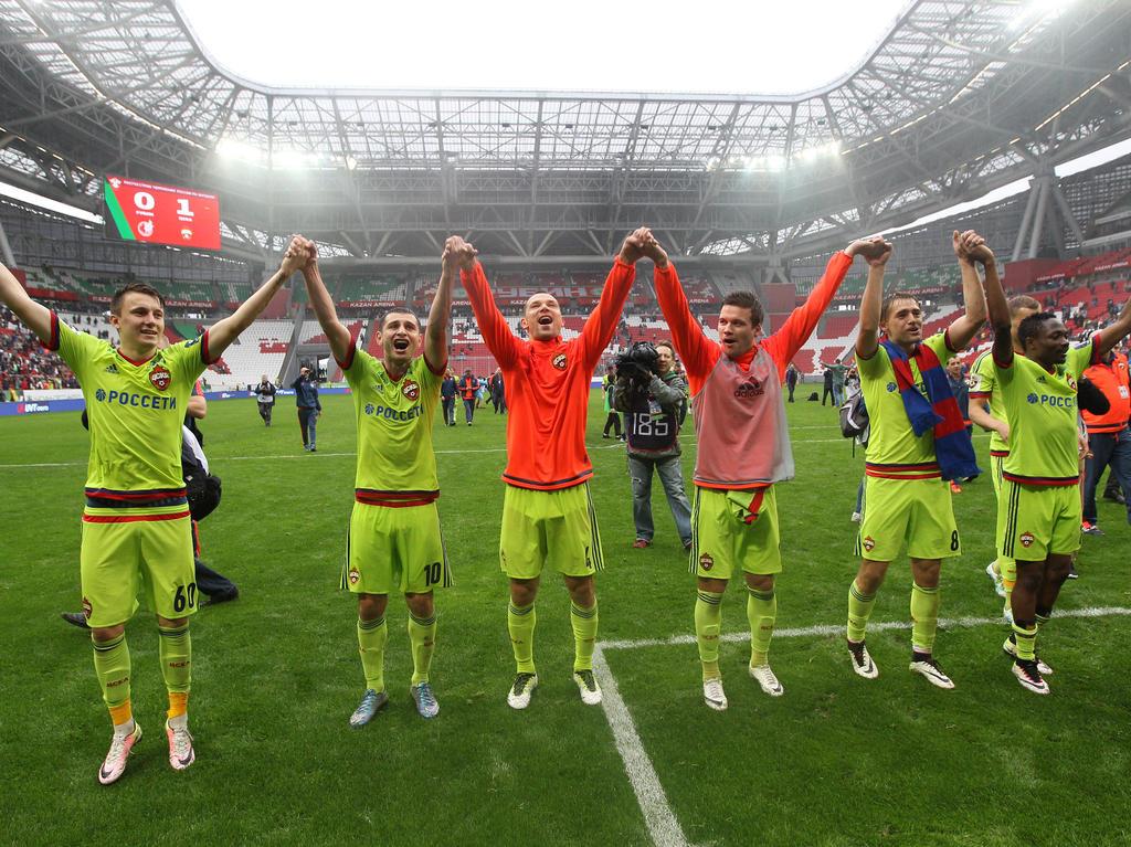russland premier liga