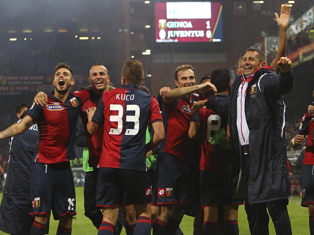 Juventus K.O, Roma O.K