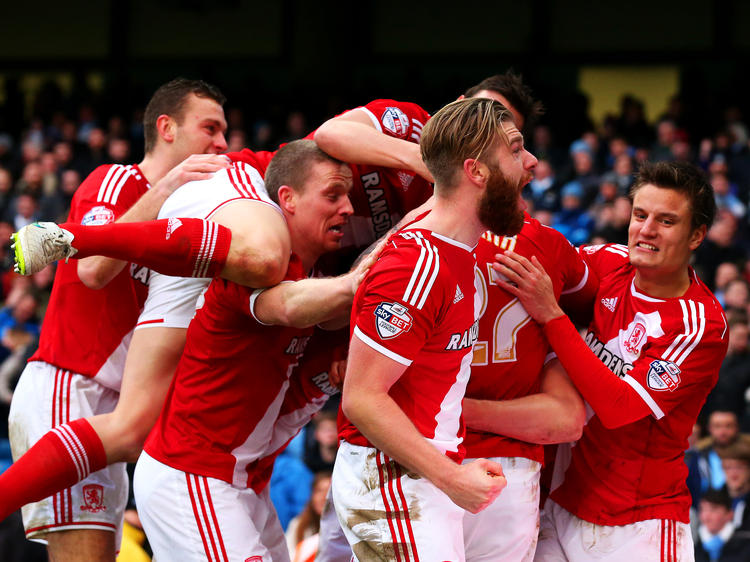 Middlesbrough shock ManCity in FA Cup
