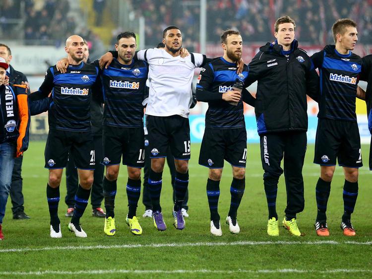 Darf der SC Paderborn in der Rückrunde weiter feiern?