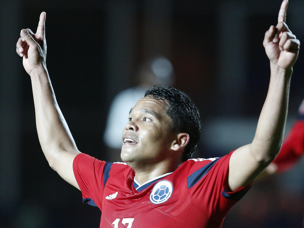 Inter's first offer for Carlos Bacca