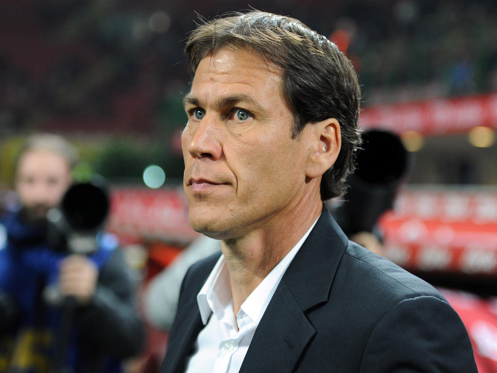 "Rudi Garcia: ""Playing like Inter and Milan? No, Roma have our own identity"""