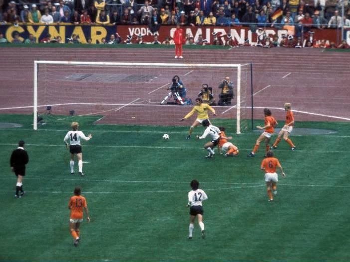 Wm 187 News 187 Wm 1974 Als Holland Im Finale Baden Ging