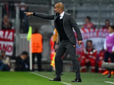 Pep Guardiola freut sich auf das Halbfinale gegen Barcelona