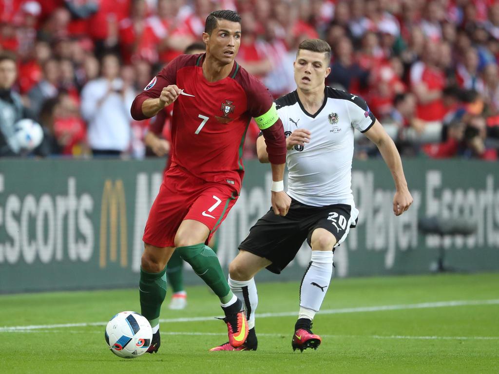 österreich portugal fußball