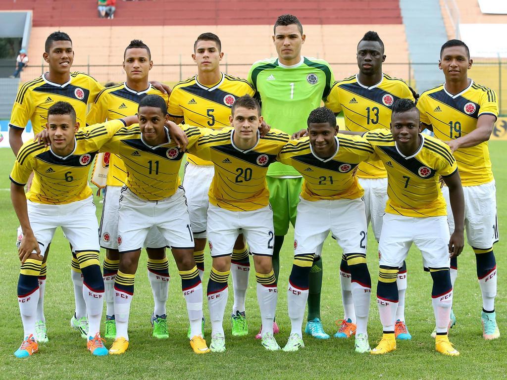 Campeonato Sudamericano Sub 20: Sub 20 Campeonato Sudamericano » Noticias » Colombia Goleó