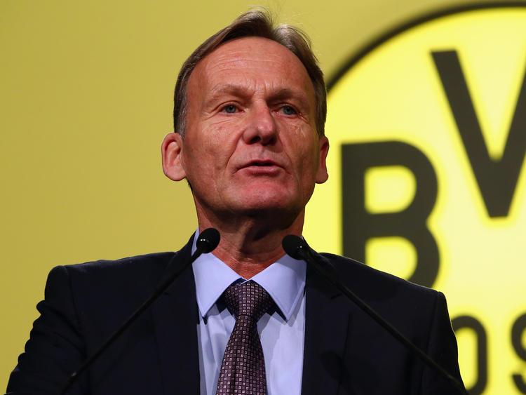 Watzke sieht kaum Widerstand gegen die Bayern