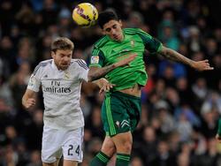 """""""Favoritenschreck"""" Celta de Vigo muss beim letzten Aufeinandertreffen mit Real Madrid ein 0.3 hinnehmen"""