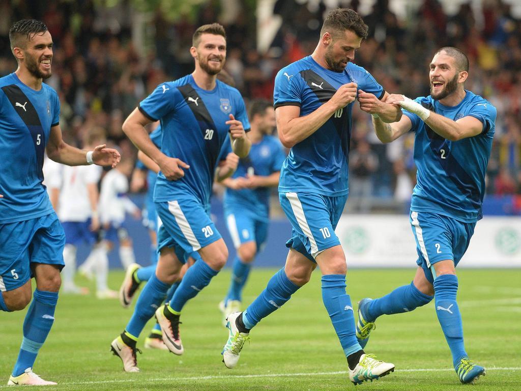 Kosovo Fussball