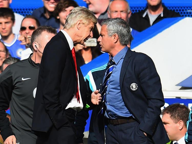 Arsène Wenger bittet José Mourinho am Wochenende zum Tête-à-Tête