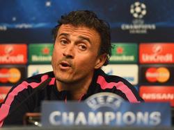 Barcelona-Coach Luis Enrique: Ob im die Bayern wirklich leid tun?