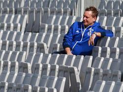 Horst Heldt sieht Schalker Zukunft ungefährdet