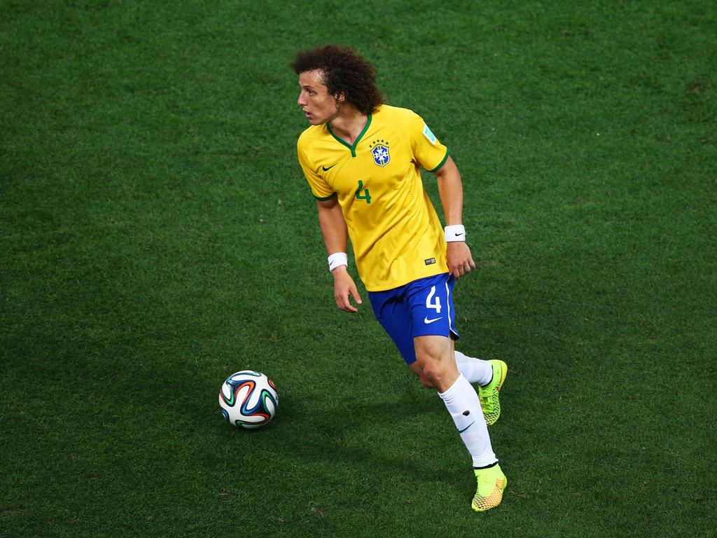 Coupe Du Monde » Acutalités » David Luiz: Tough Start Can