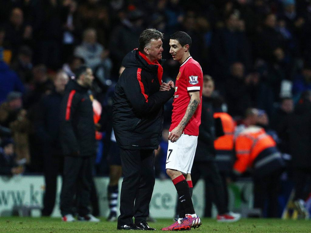 Manchester united manager louis van gaal says british record signing