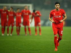 Liverpools Coach hält große Stücke auf Emre Can (r.).