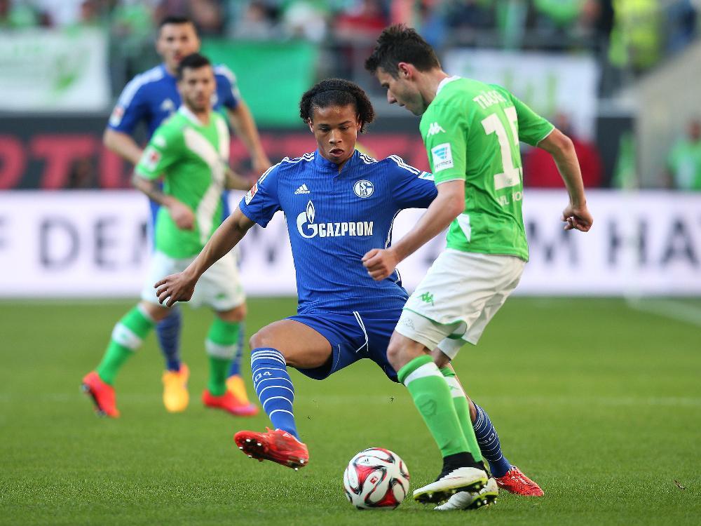 Trotz Traumsolo von Leroy Sané: Schalke nur Unentschieden