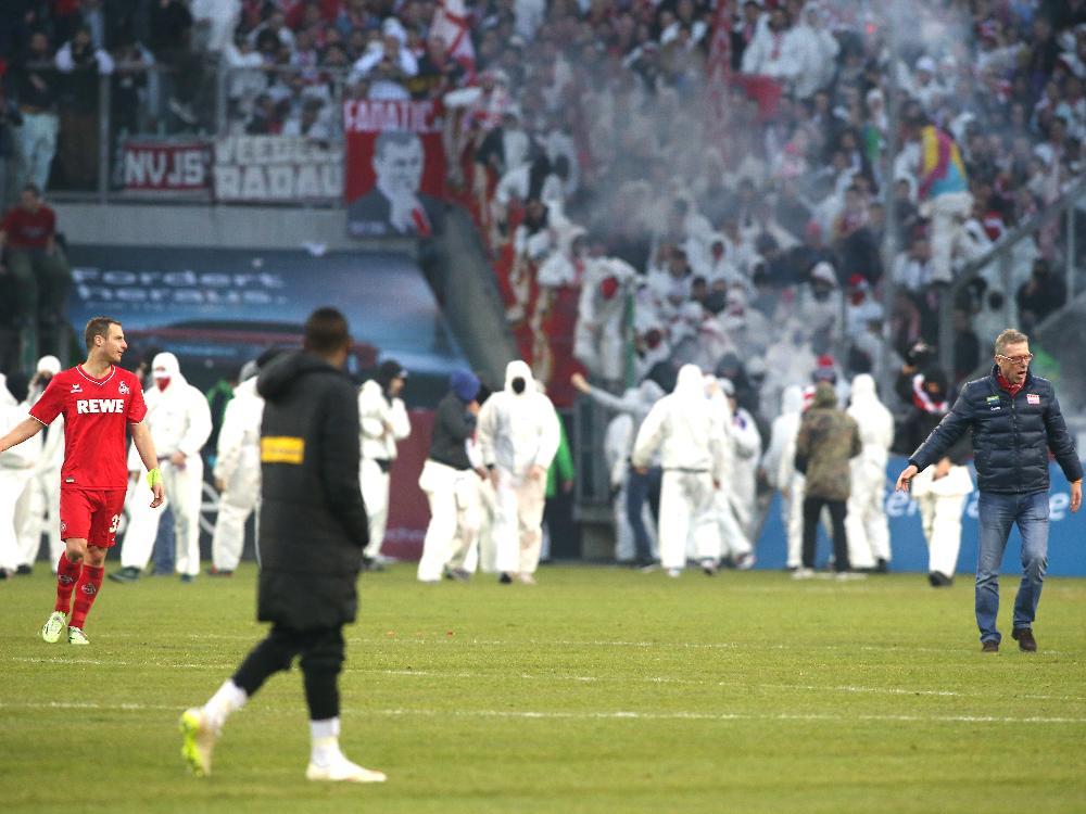 Köln hat die Stadionverbote teilweise wieder aufgehoben