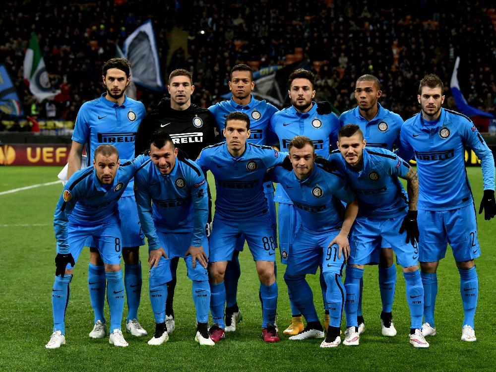 Inter Mailand steht am tiefsten in der Kreide