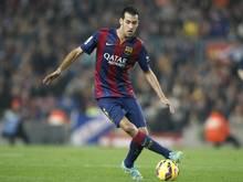 Sergio Busquets verlängert vorzeitig beim FC Barcelona