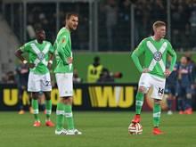 Rückschlag für die Bundesliga: Wolfsburg unterliegt Napoli