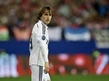 Luka Modric droht im Stadtderby auszufallen