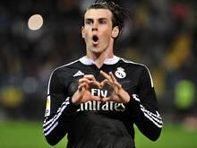 Gareth Bale möchte noch viele Titel mit Madrid gewinnen