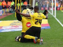Watford darf bald wieder in der Premier League jubeln